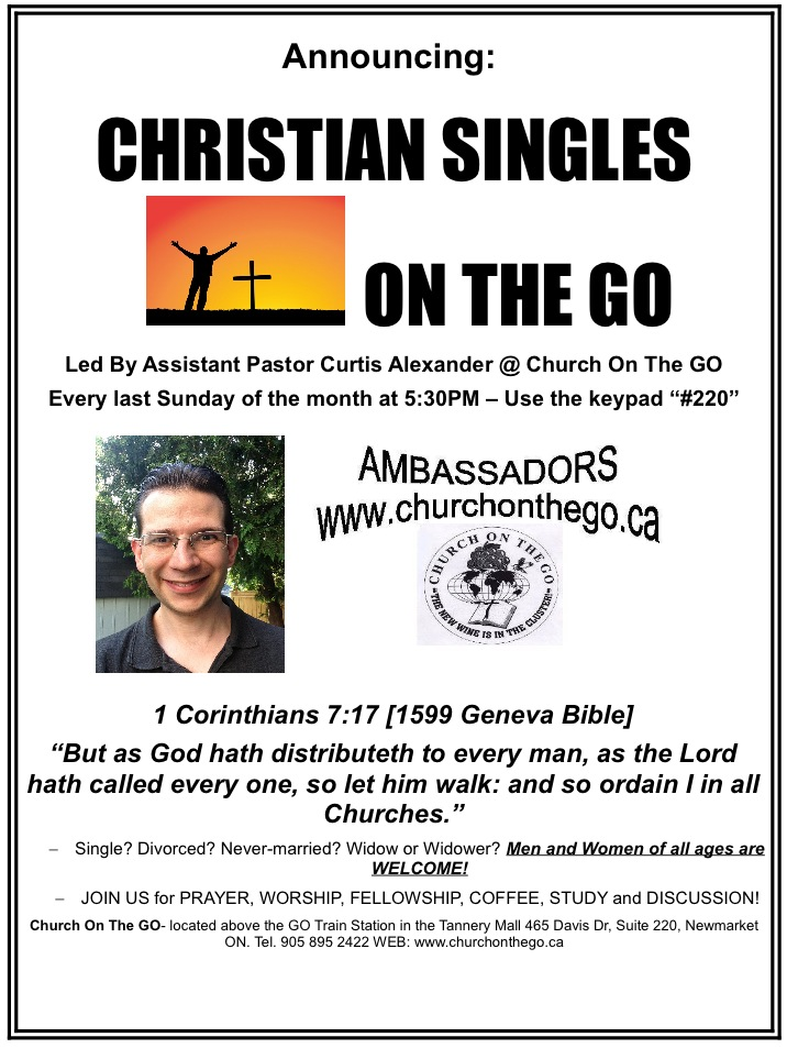 christian singles in welcome Travelling alone on a christian pilgrimage you are welcome to join any of our christian group travel parties we cater for christian singles on our biblical tours to bible places like the holy land, israel and palestine.